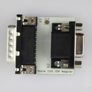 Apple IIGS VGA Adapter (front)